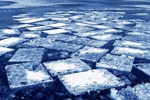 hielo foto