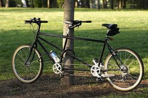 bicyle built for two