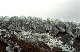 The Inner Icefield, Greenland photo