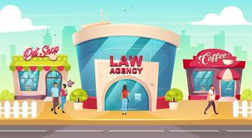Law Agency City center