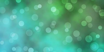 textura verde claro con discos.