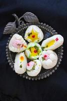 Traditional Indian sweet food