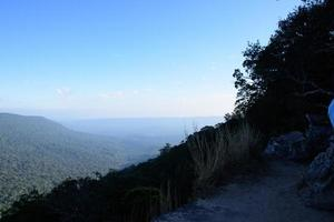 Landscape in the Khaoyai National Park, Nakhon