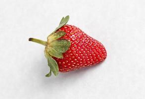 fruta fresca de fresa