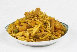 Indian dessert called Khatta Mitha Namkeen