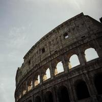 Colosseum during the day photo