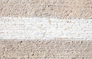 Beige and white concrete