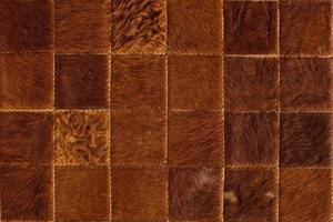 Quilted leather texture or background
