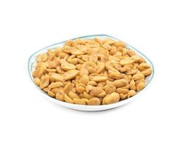 Peanut snack in a bowl