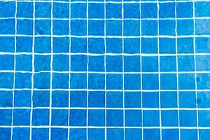 Ripped water in swimming pool