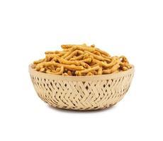Sev in a basket