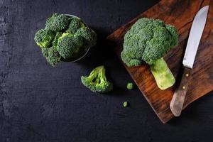 Broccoli raw fresh