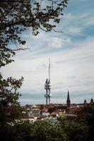 Tower in Prague