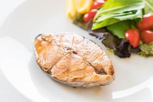 filete de pescado caballa