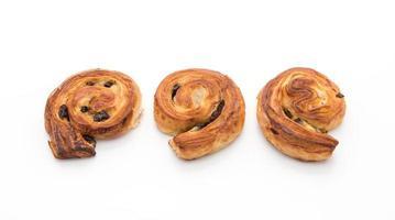 Cinnamon raisin rolls photo