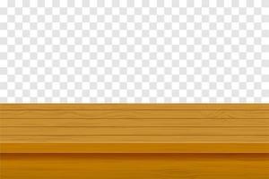 tablero de madera vector