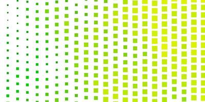 Light Green background in polygonal style.