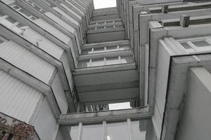 Moscow, Russia, 2020 - Residential building in Moscow photo