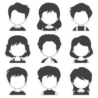 Collection With Great Variety of Avatars