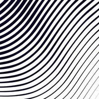 diseño de fondo de rayas azules vector