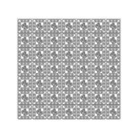 Mexican cactus icons pattern in white background vector