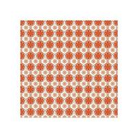 Mexican sunflowers and sun icons pattern vector