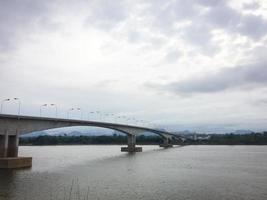 Thai-Lao Friendship Bridge photo
