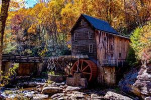 House near a river