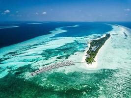 Resort in The Maldives
