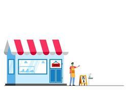 Shop During Epidemic Era