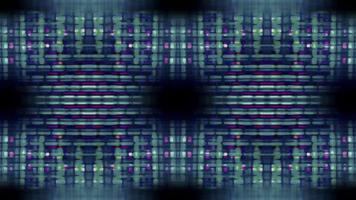 un caleidoscopio tecnologico simmetrico video
