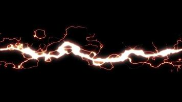 4k Dynamic Action Power Electricity Fx