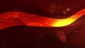 Abstract fire pattern background