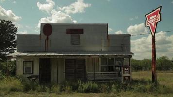 Conoco alte Tankstelle