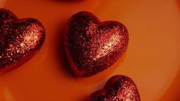 Imágenes de archivo giratorias tomadas de decoraciones y dulces de San Valentín - San Valentín 0035