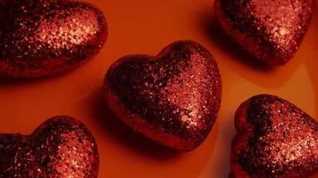 Imágenes de archivo giratorias tomadas de decoraciones y dulces de San Valentín - San Valentín 0032