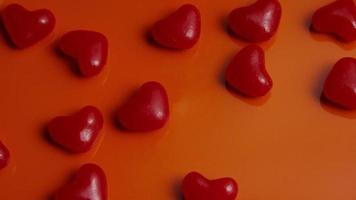 Imágenes de archivo giratorias tomadas de decoraciones y dulces de San Valentín - San Valentín 0040