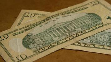 dose rotativa de dinheiro americano (moeda) - dinheiro 576