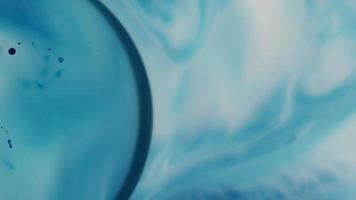 Fond de mouvement abstrait fluide (aucun cgi utilisé) - liquide abstrait 096 video