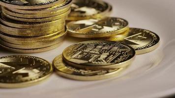 roterende opname van bitcoins (digitale cryptocurrency) - bitcoin monero 148