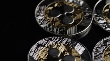 tiro giratório de bitcoins (criptomoeda digital) - ondulação de bitcoin 0092
