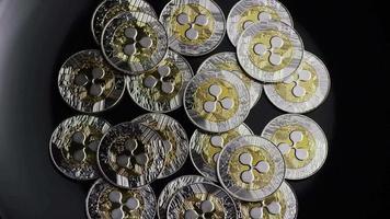 tiro giratório de bitcoins (criptomoeda digital) - ondulação de bitcoin 0102