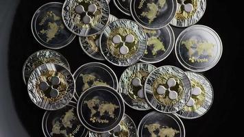 tiro giratório de bitcoins (criptomoeda digital) - ondulação de bitcoin 0177
