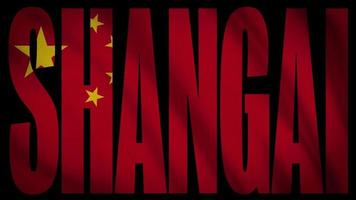 Chine shangai video