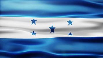 lazo de la bandera de honduras