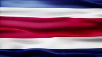 lazo de la bandera de costa rica