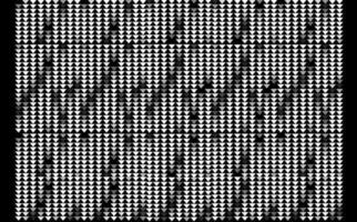 padrão de grupo de triângulo branco