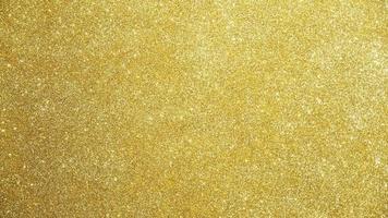 brilho de ouro de fundo de refletores.