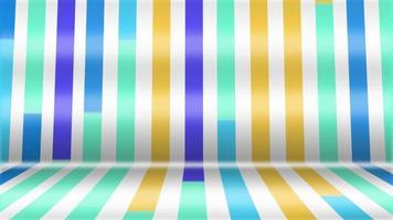 Fondo de rayas en movimiento colorido abstracto