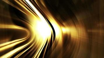 Abstract Golden Background Design